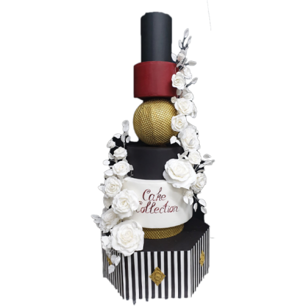 Сватбена Торта 1002