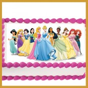 Момичета-торти с фотоплака