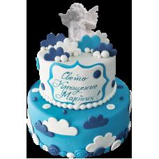 Торта за кръщене 2075