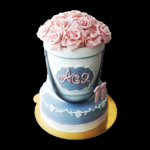 Поръчкова торта 2002