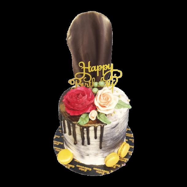 Поръчкова торта 2003
