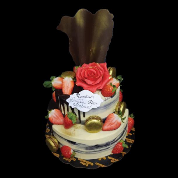 Поръчкова торта 2005