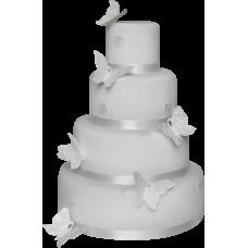 Сватбена Торта 1004